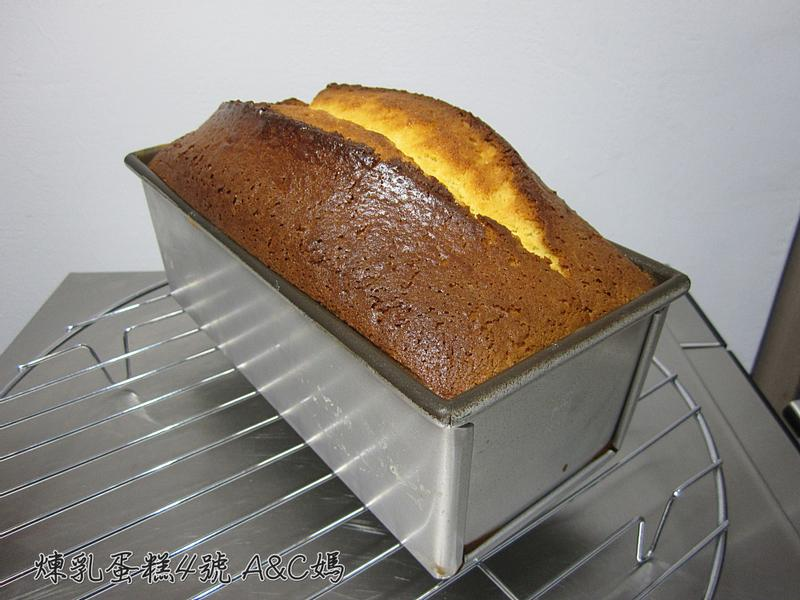 煉乳磅蛋糕【烘焙展食譜募集】