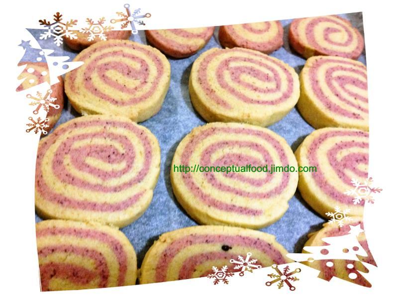【歡囍佳節】雙色團圓餅乾