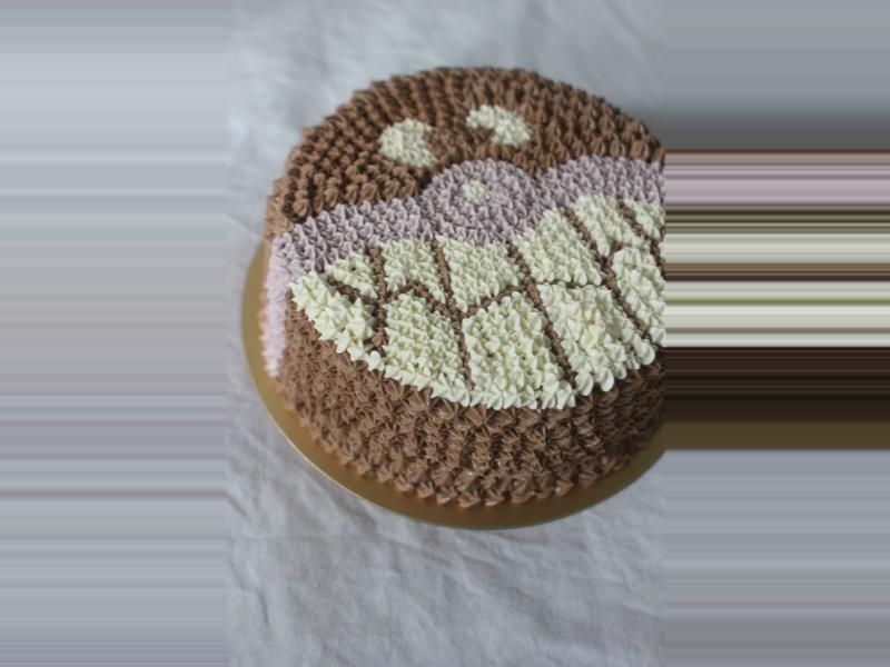 Baikiman cake 細菌小子蛋糕