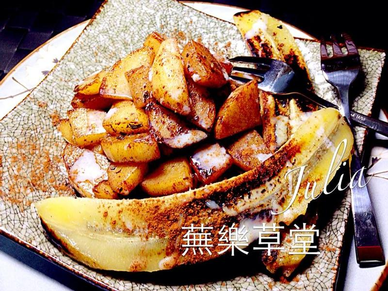 【幸福甜點●肉桂馬鈴薯蜜磚】
