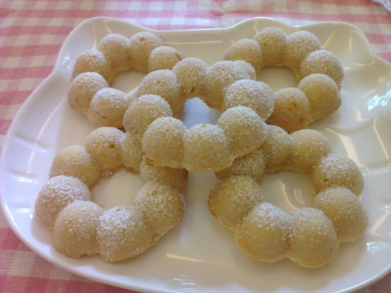 波堤-甜甜圈