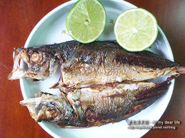 竹筴魚一夜干