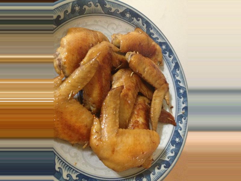 ~阿姐的菜~迷迭香蜜雞翅