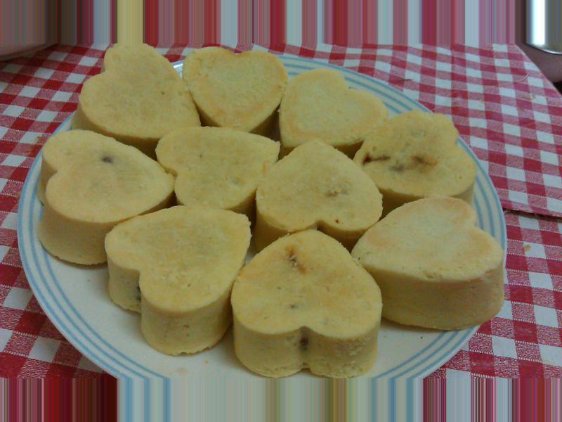 ㄚ芬的小廚房--鳳梨酥