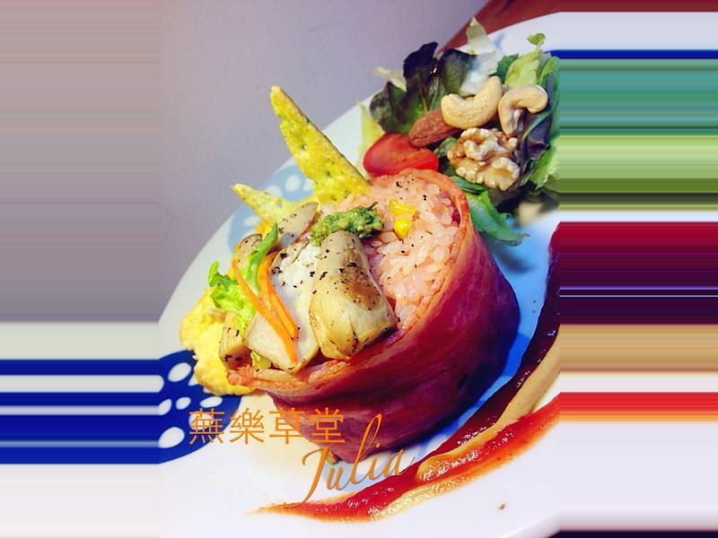 【彩色營養米●紅麴養生補神套餐】
