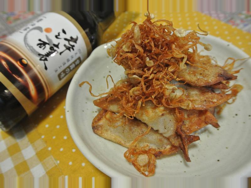 炸花枝捲【淬釀中式下午茶點】