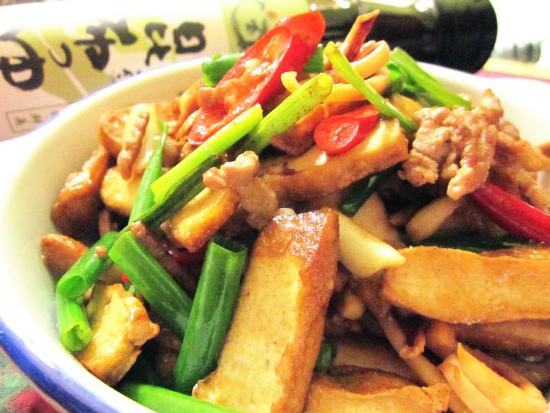 客家小炒-淬釀決勝料理