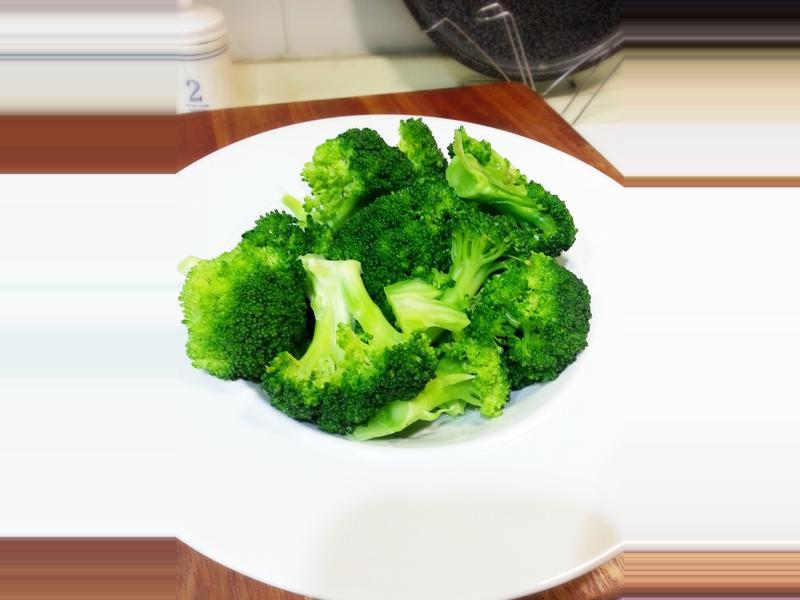 四分鐘快速燙青菜之青花菜實測版