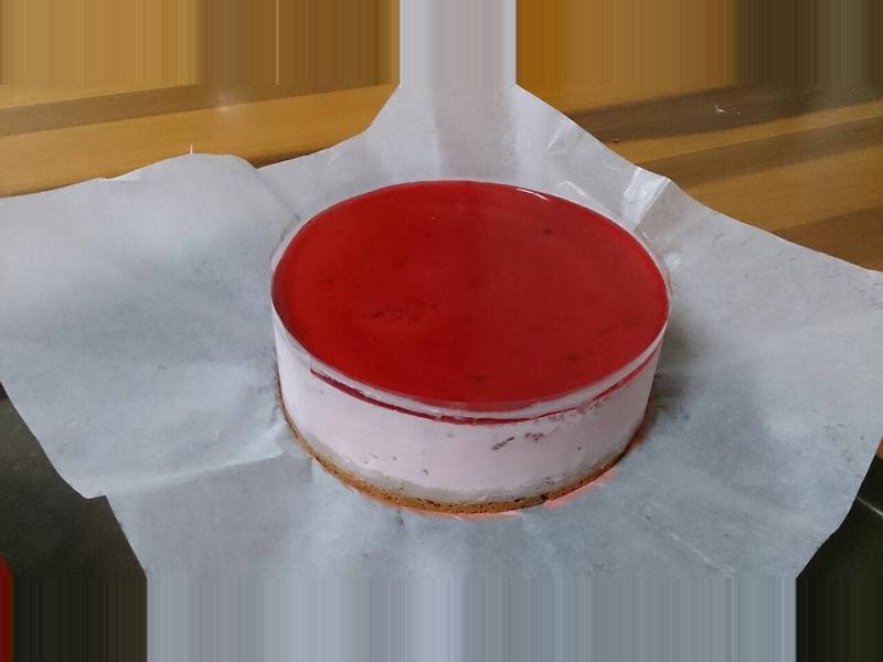 櫻桃乳酪蛋糕