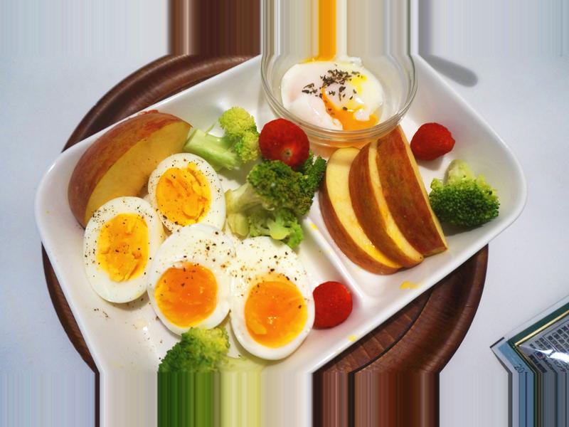 保溫燜燒杯水煮蛋三部曲--布朗閣樓