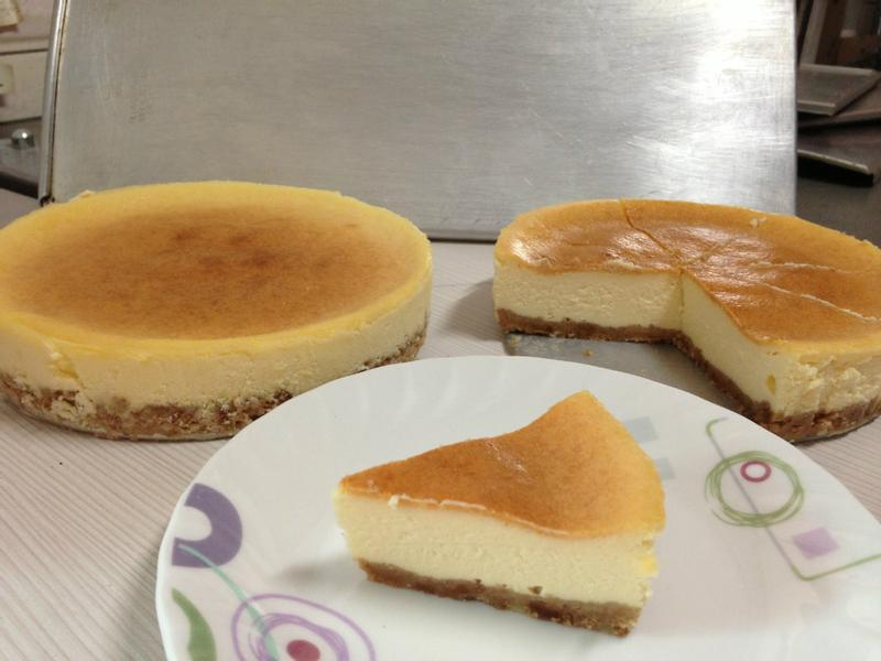 中乳酪蛋糕.....