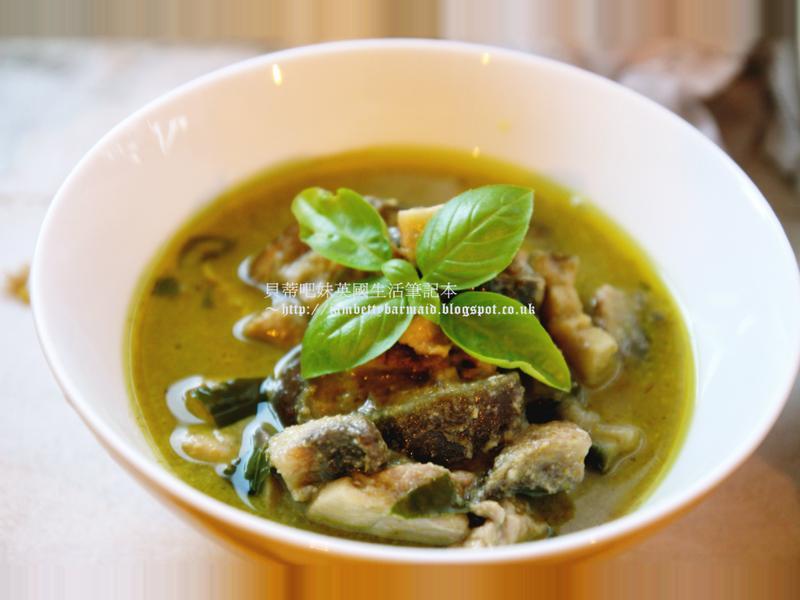 【一鍋隨意煮】綠咖哩椰汁雞