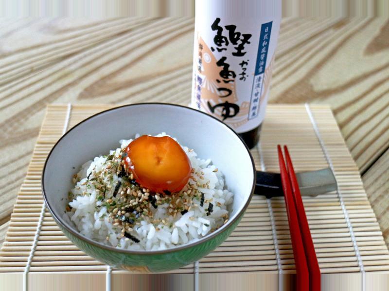 黃身醬油漬『淬釀日式下午茶點』
