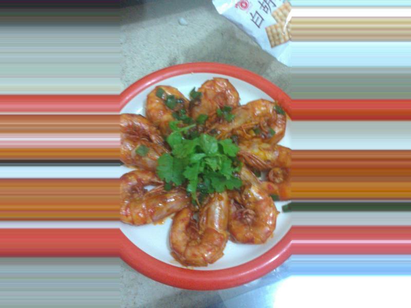 乾燒茄汁明蝦
