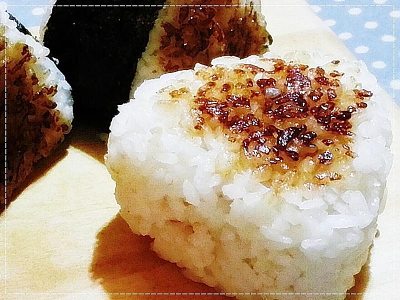 日式露餡飯糰&烤飯糰(平底鍋版)