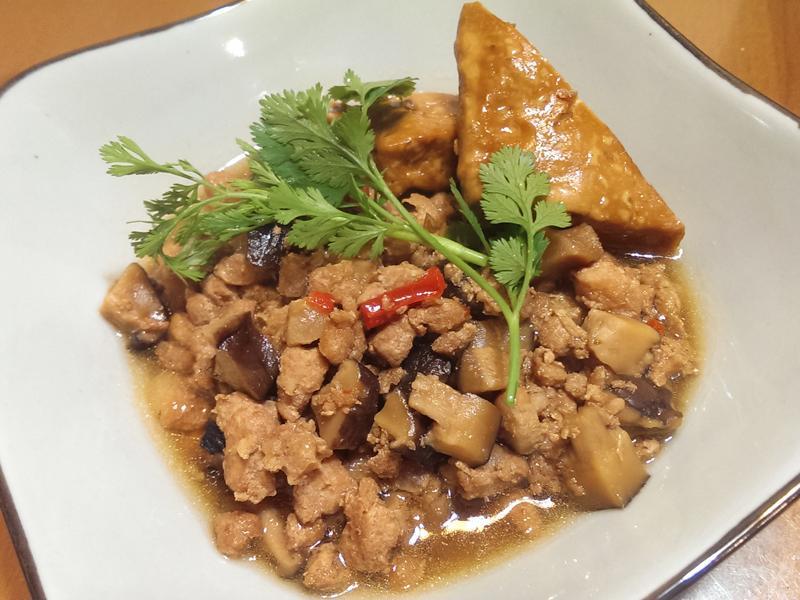 家常香菇肉燥-平凡的美好滋味