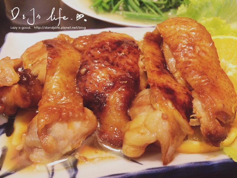 簡單三步驟五食材-香橙雞腿排(電鍋料理)