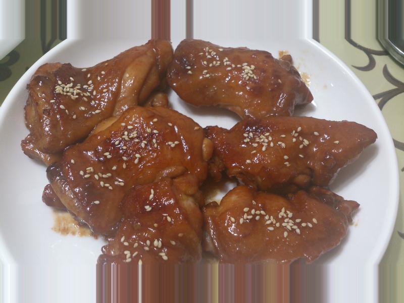 照燒雞腿肉