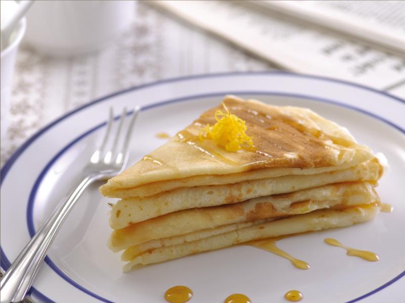 法式柳橙薄餅