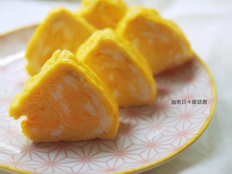 甘味玉子燒❤日式煎蛋捲