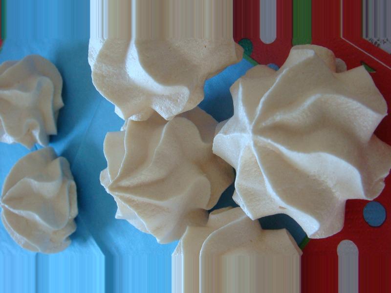 【法式甜點】meringues蛋白酥