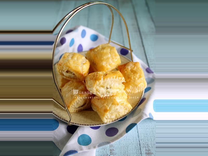 瑞可達乳酪饀之酥皮小點