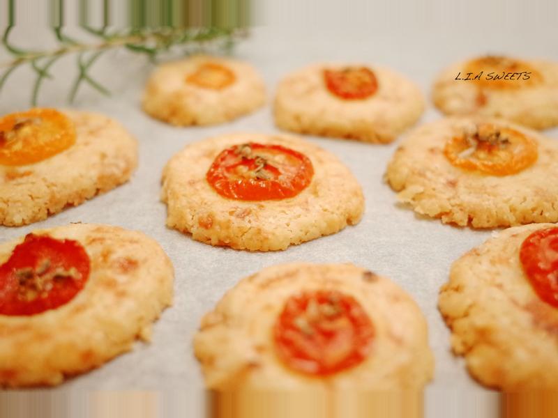 蕃茄乳酪小酥餅