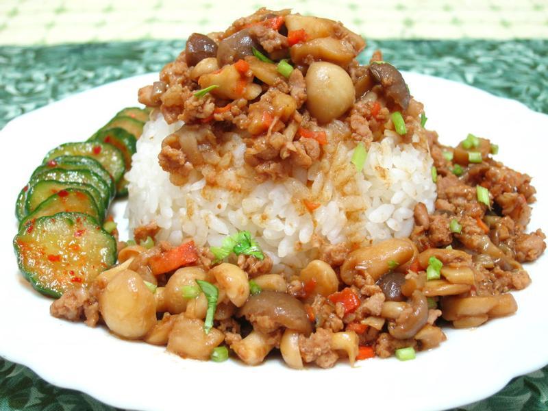 菇菇豆瓣醬