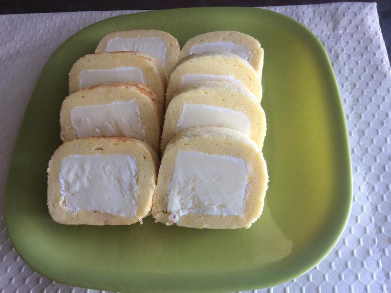 提拉米蘇奶凍蛋糕卷