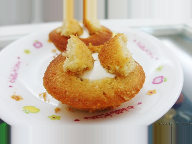 [在日不落發現小確幸] 英式蝴蝶杯子蛋糕