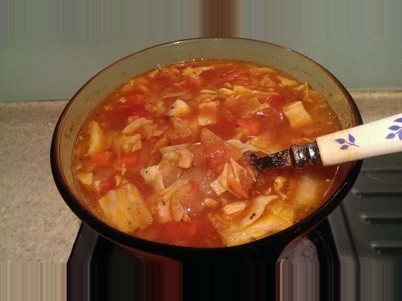 酸酸甜甜的義式蔬菜湯