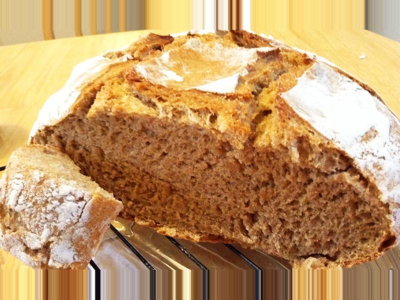 免揉老麵雜糧麵包