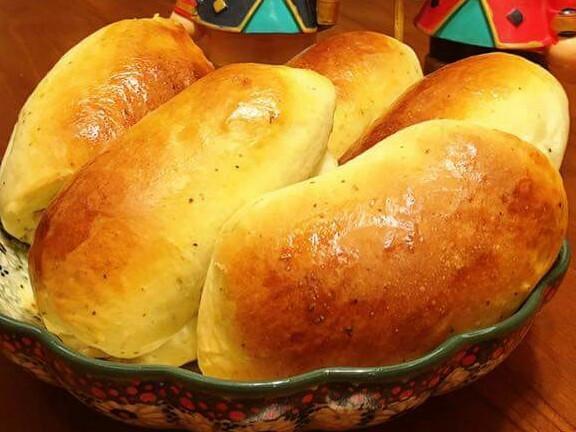 義式香草麵包