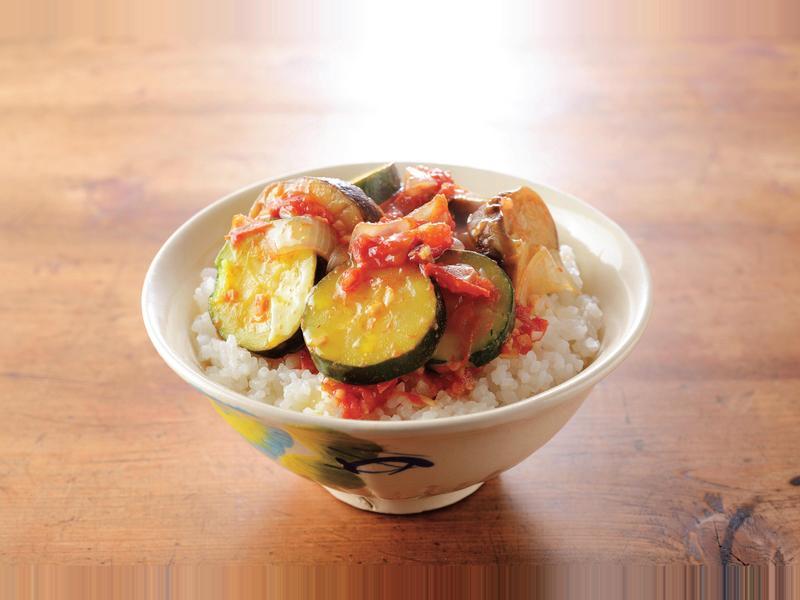 特殊風味蓋飯/南法燉鮮蔬蓋飯/