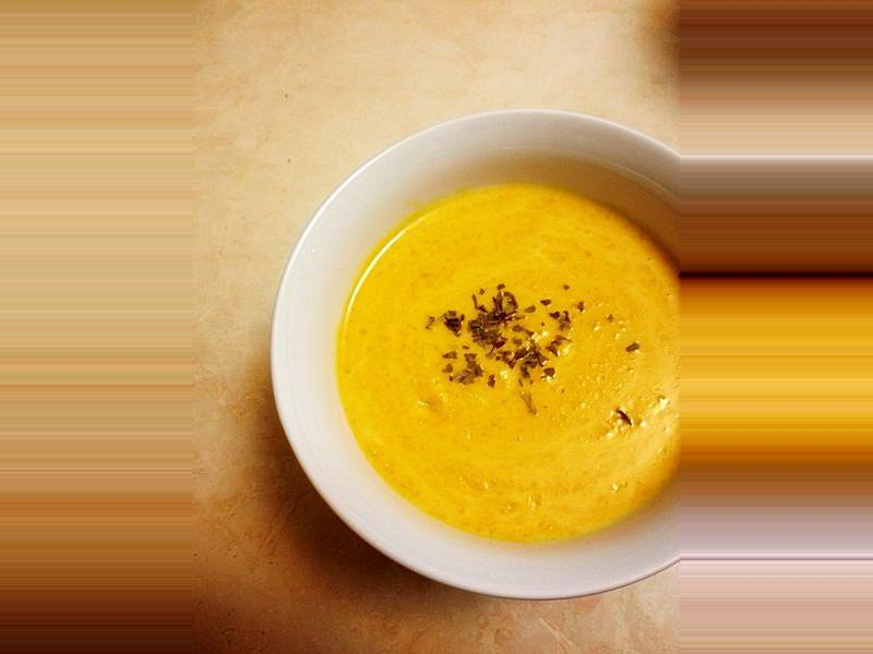 新手人妻料理:南瓜濃湯