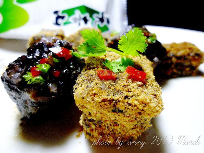 海苔米血糕(素)
