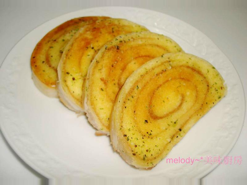 台式大蒜法國麵包