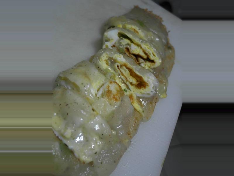 飲氧QQ手工蛋餅