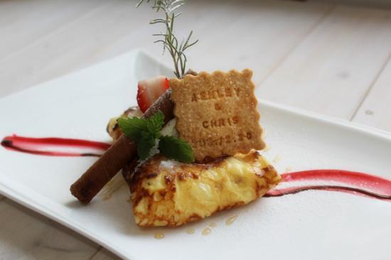 愛戀 法式薄餅