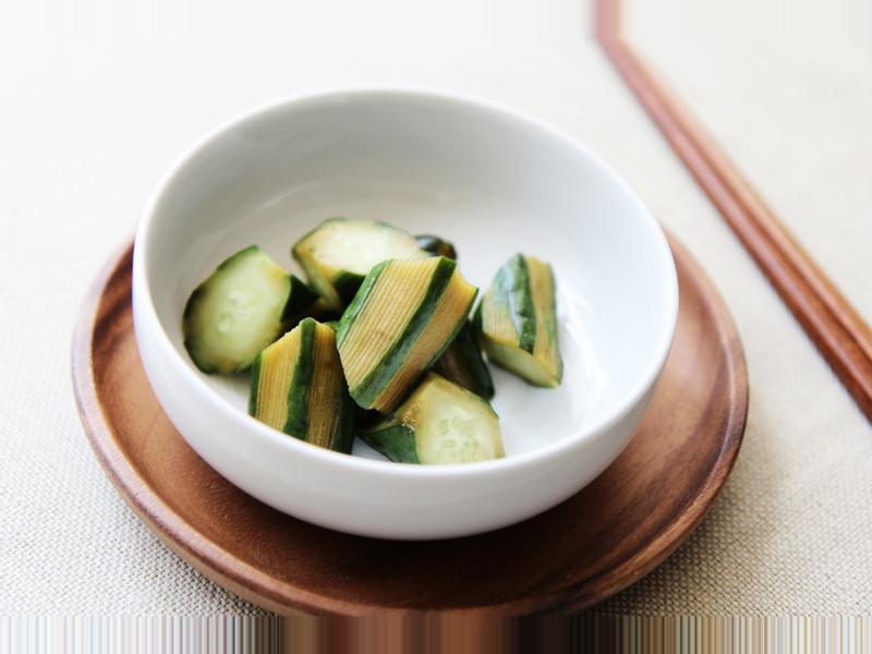 【伊莉莎白辣醬食譜】辣醬味噌漬黃瓜