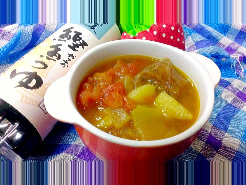 蕃茄牛肉湯 【淬釀日式下午茶點  】