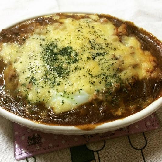 燒烤咖喱(焼きカレー)