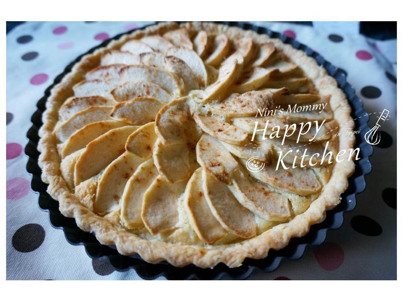 【妮妮媽咪的幸福廚房】蘋果派