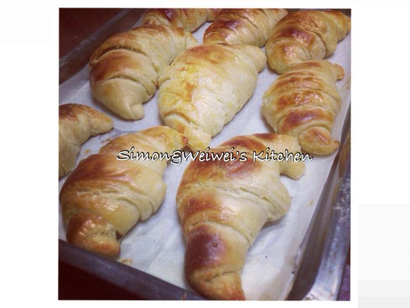 可頌麵包 Croissant