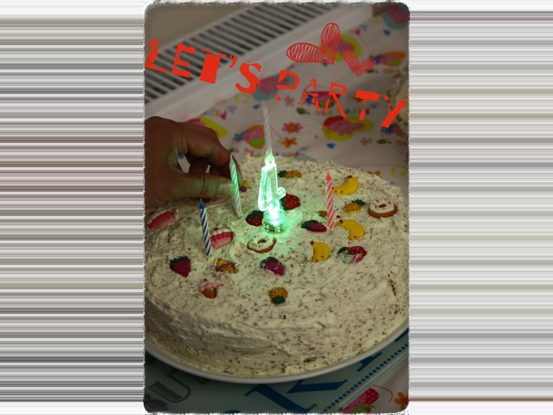 巧克力生日蛋糕【Fang&Maggie】