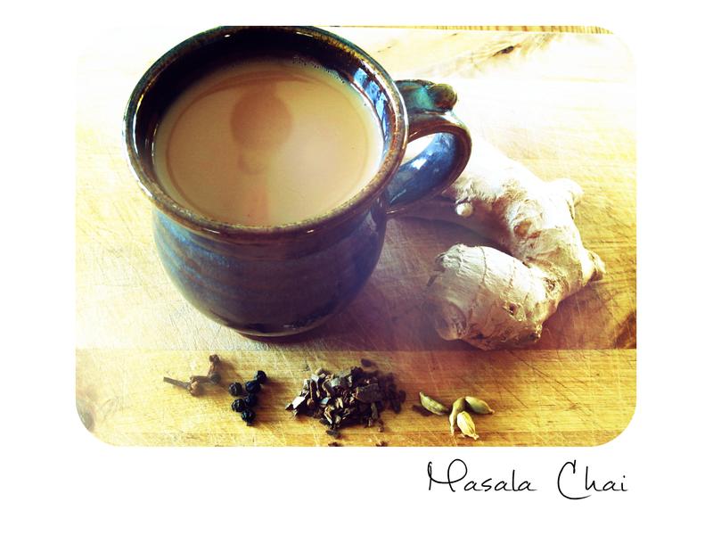 Masala Chai 印度香料茶