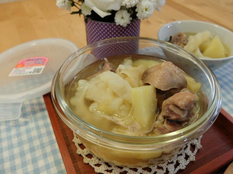 【吳双の愛妻料理】-樂扣樂扣鳳梨苦瓜雞