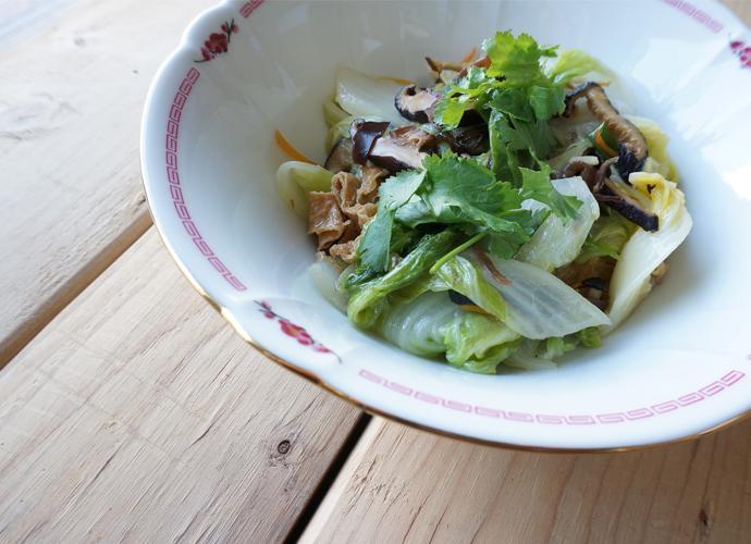 【鹿窯菇事】香菇雞汁白菜滷