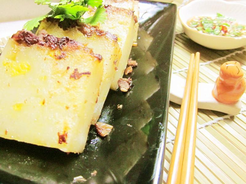 黃金南瓜糕