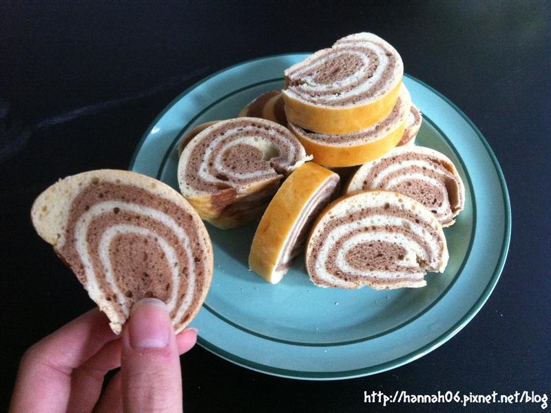 Mini巧克力木材麵包